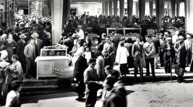 Vecchio mercato Benevento