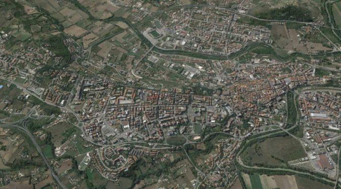 Benevento aerea