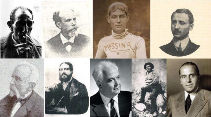 foto personaggi di benevento