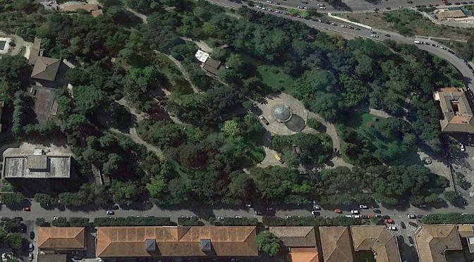 Vista Aerea Villa Comunale