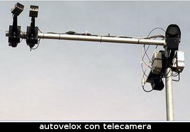 autovelox telese caianello con telecamera