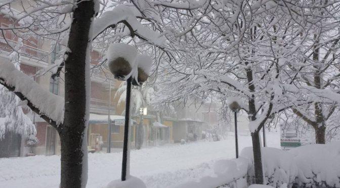 Neve a San Bartolomeo In Galdo
