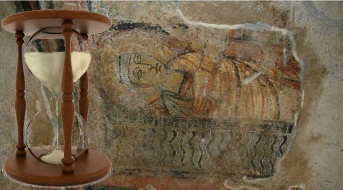 Clessidra affreschi sabariani