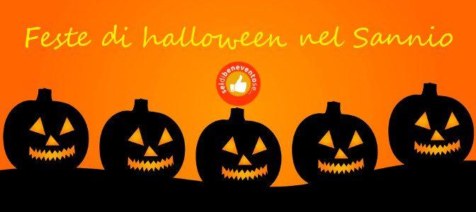 Feste di Halloween nel sannio