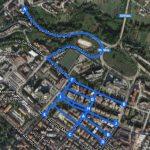 Strade di Benevento inibite al traffico il 22 ottobre 2017