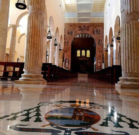 Duomo di Benevento Antonio Pignone