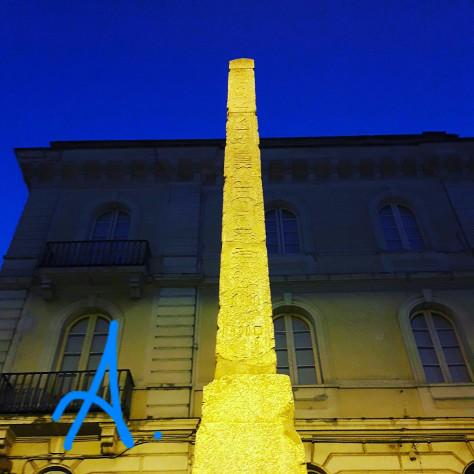 Obelisco Egizio Annamaria De Luca