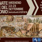 GIORNATE EUROPEE DEL PATRIMONIO 2018 - Benevento