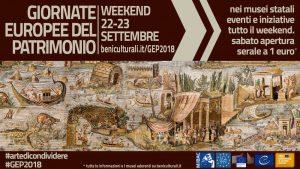 Giornate europee del patrimonio benevento