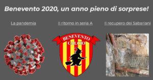 Le tre sorprese del 2020 a Benevento